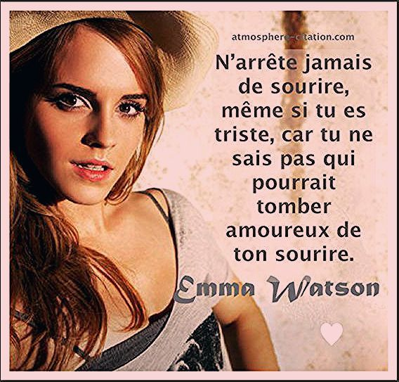 Pin By Sydneyelena On Visit French Quotes Emma Watson Quote