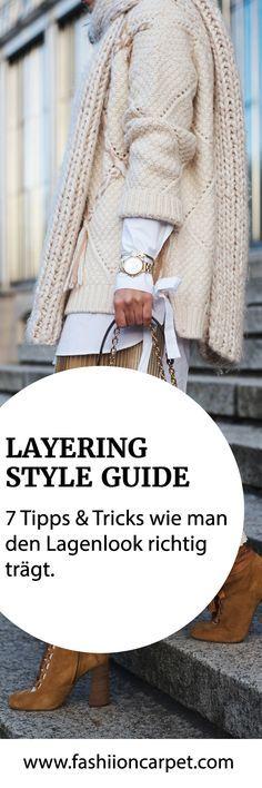 7 Styling-Tipps für den perfekten Layering Look