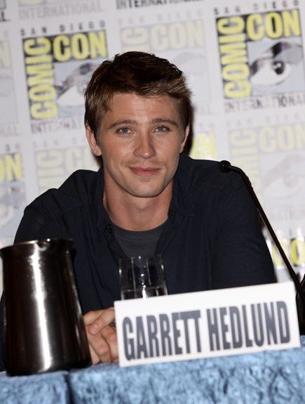 Garrett Hedlund...@Amanda Gillman, I think he would have made a much better Finnick Odair.  Harmie Hammer would have been okay too. What do you think?