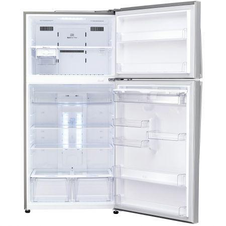 LG GTF916PZPM se dovedeşte a fi un frigider cu două uşi ultra-performant şi modern din inox, capabil să se integreze foarte bine în decorul oricărei bucătării. În ciuda faptului că este doar un frigider, pune …