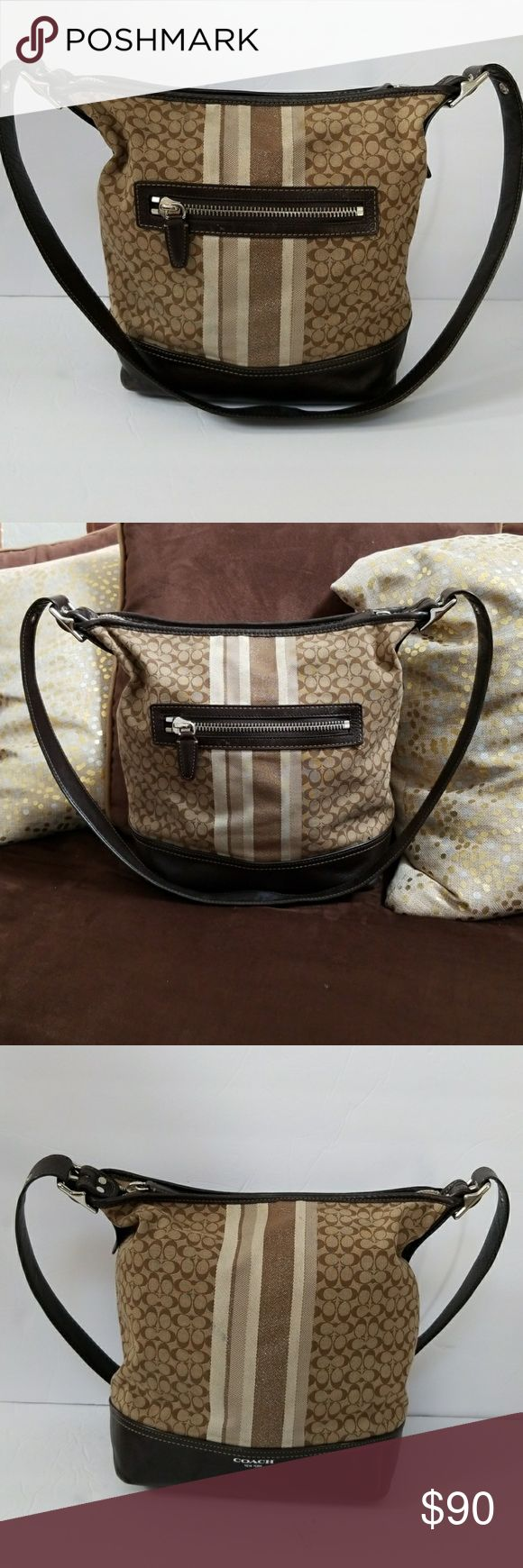 Coach tote bag Normal worn in perfect condition Coach Bags Totes