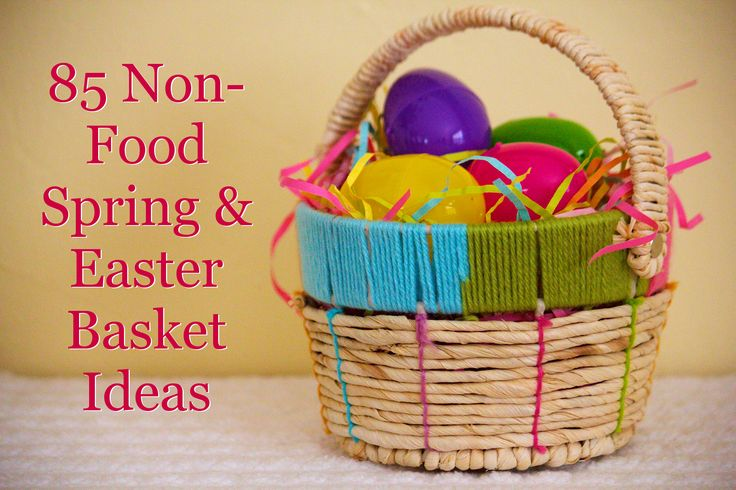 Easter basket ideas got friends neighbors co workers that you easter basket ideas got friends neighbors co workers that you want little baskets for for easter this page has quite a few easy cute ideas an negle Gallery