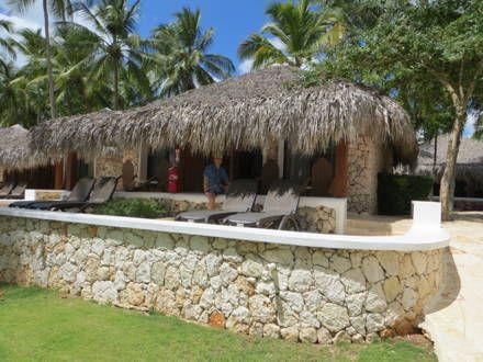 Unser schöner Meerblick Bungalow - Hotel Viva Wyndham Dominicus Beach