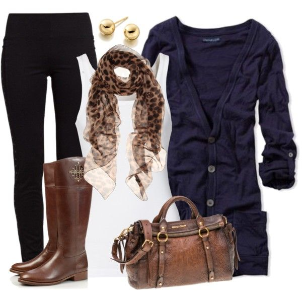 """Boyfriend Cardigan"" by wishlist123 on Polyvore"