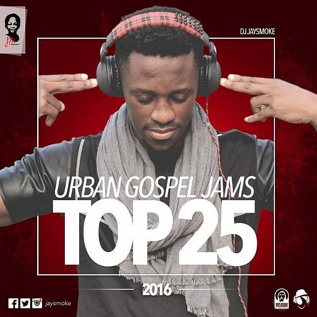 RepJesus Entertainment presents The Top 25 urban gospel Jams of 2016 hosted by GH's No1 Urban Gospel authority JaySmoke. The compilation will feature 25 of the dopest  DANCEABLE urban gospel tracks from Ghana and Nigeria. Powered by repjesus.com the compilation will be released online on the 28th of Dec 2016.  No slacking. You needs to get your dancing shoes cuz you gonna need em says JaySmoke.  Mark the date and make sure you had to repjesus.com on the 28th Dec to download it.  #jesusfreaks…