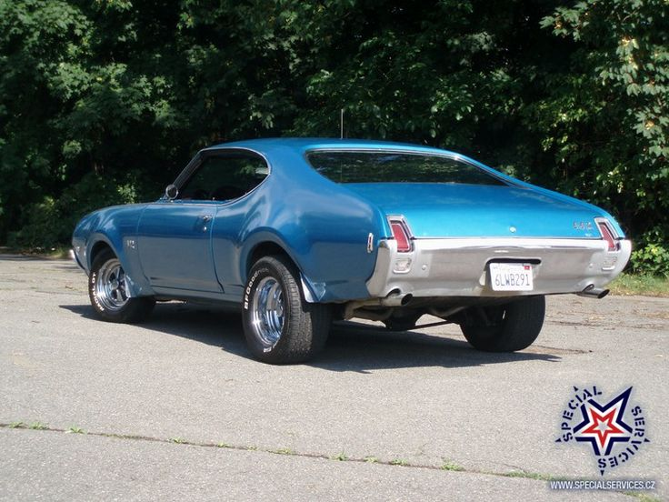 28 Best Images About 1969 Olds 442 On Pinterest