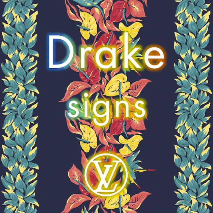 """Here's Drake's New Song """"Signs"""""""