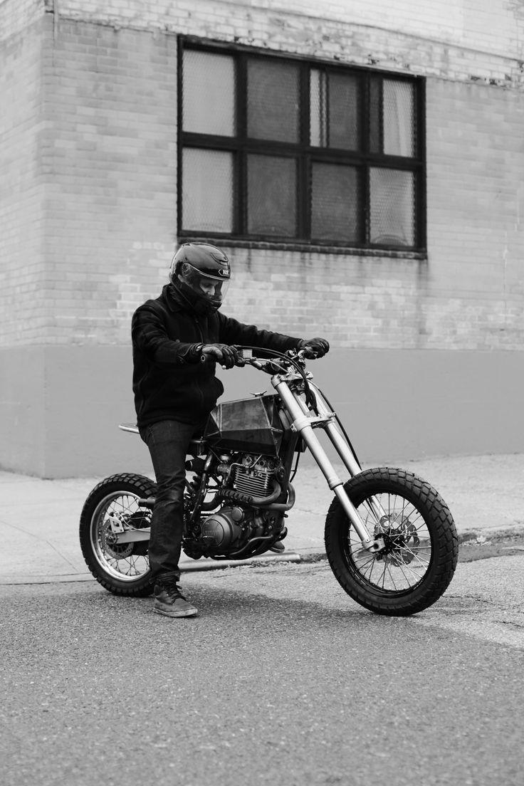 Moto yamaha scrambler cars motorcycles bobber forward mt09 yamaha - Looks Like A Fun Ride