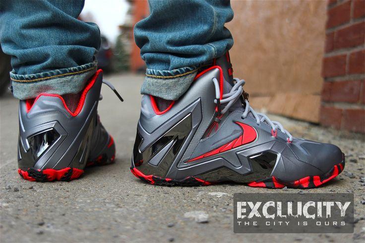 f41b1e40db3f ... A Closer Look at the Nike LeBron 11 Elite Team Lebron 11