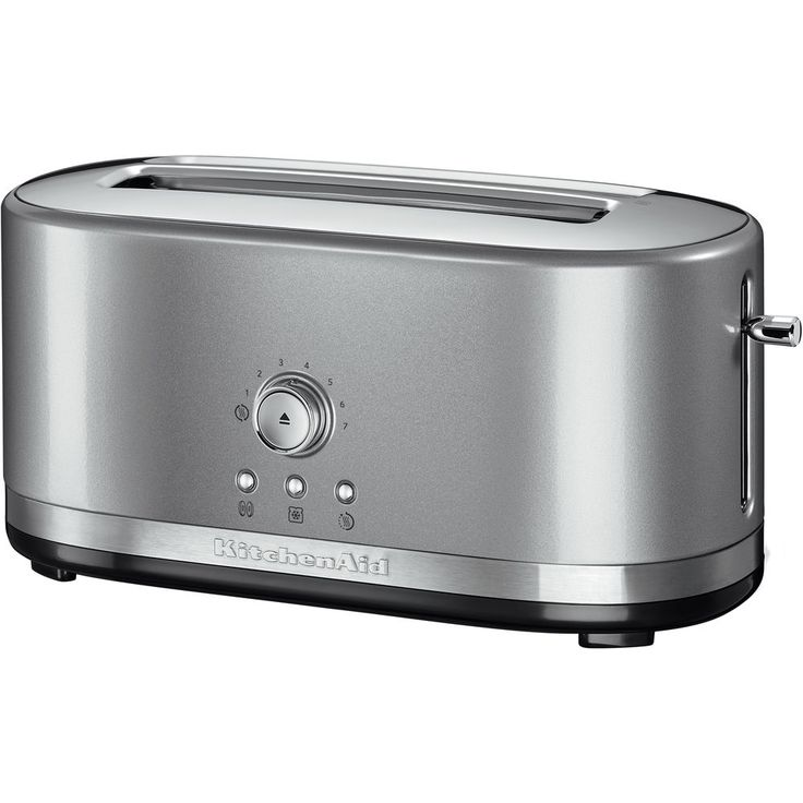 KITCHENAID Manual Control Long Slot Toaster 5KMT4116 - Kitchenaid UK Site