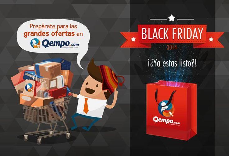Qempo.com - ¿Qué esperas comprar en Blackfriday?