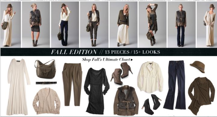 Shopbop's (& My) UltimateCloset | Pomp And Circumstance