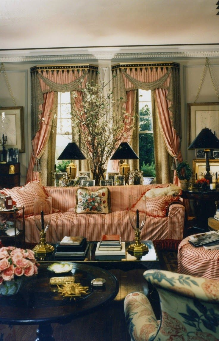 Decorating theme bedrooms maries manor window treatments curtains - Find This Pin And More On Window Treatments And Then Some