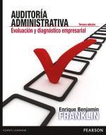 #Novedad @pearson_es - AUDITORÍA ADMINISTRATIVA 3ED - Evaluación y diagnóstico empresarial