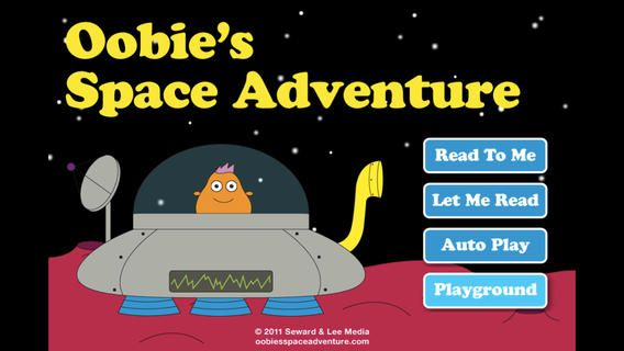 Oobie's Space Adventure ($0.00 on 2/18/14) Lovely little storybook app with simple games to work on fine motor skills.