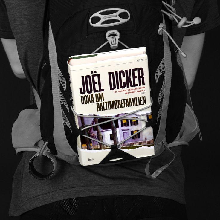 Boka om Baltimorefamilien Joël Dicker