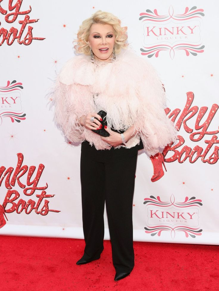 If I look this good at 80 I will celebrate by wearing pink feathers EVERYWHERE! #boldlygo