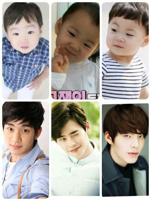 The future of little cutie daehan, mingguk and manse ♡♡♡