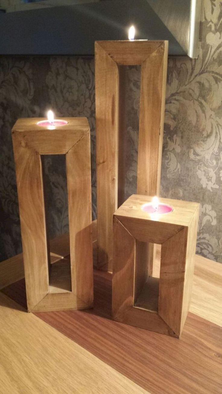 Entzückende 40 einfache DIY Holzprojekte Ideen für Anfänger Quelle link: room…