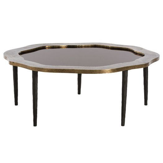 ARTERIORS Home Brutalist Coffee Table