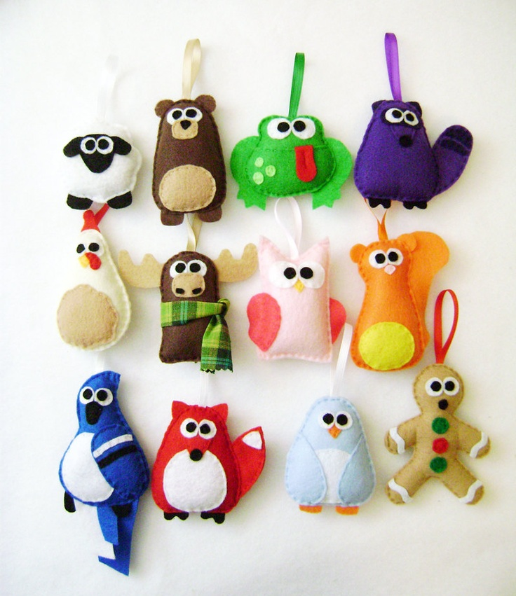 felt crafts ideas 78 best images about filt dyr on tassels 2003
