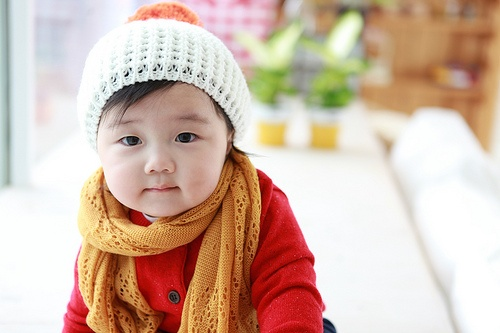 Yerin Park is the most adorable baby ever!