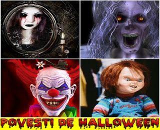 diane.ro: Povesti de groaza de Halloween