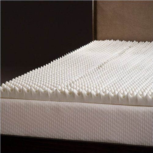 Comfort Magic Highloft 3 Inch Memory Foam Mattress Topper Twin By 66 95