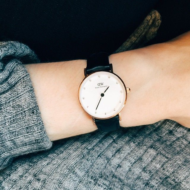 Daniel Wellington // Classy Sheffield 0901DW http://www.watchelements.com/collections/daniel-wellington-ladies-watches/products/daniel-wellington-classy-sheffield-0901dw