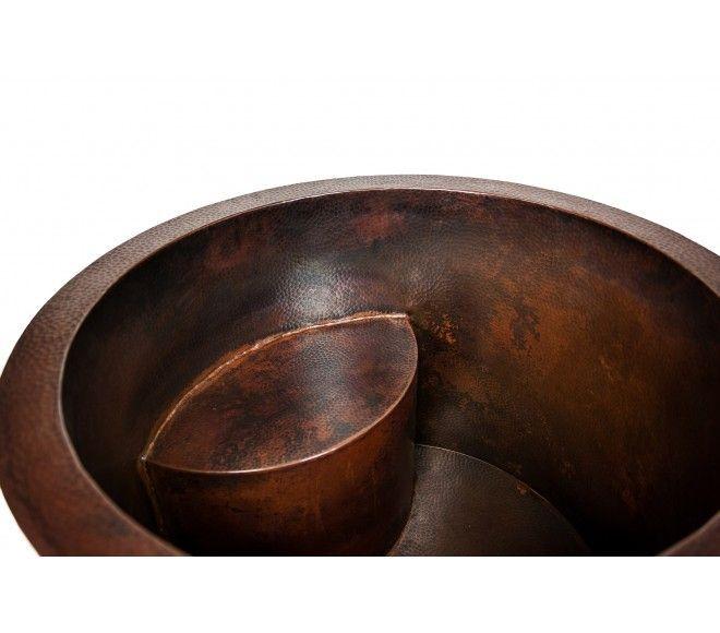 Remojo Freestanding Copper Soaker Tub 38 Customizable Linzi