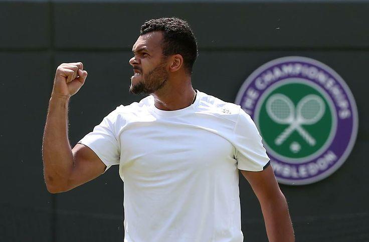 Tsonga Tennis Wimbledon 2014