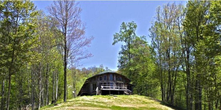 Off-the-Grid Dome Home, North Carolina