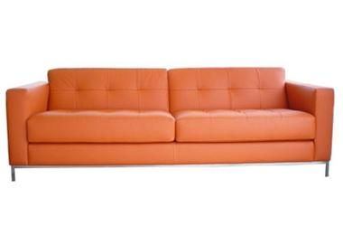 Bridport Leather Lounge - Home Furniture   Connect Furniture