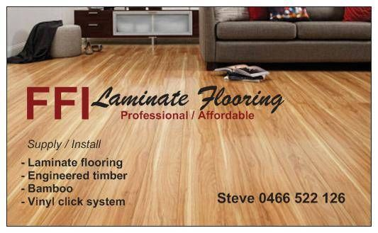 FFI - Floating Floorboard Installers | Flooring | Gumtree Australia Greater Dandenong - Dandenong | 1083457581