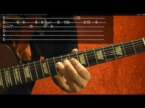 40 Easy Guitar Riffs To Turn Beginners Into Rock Stars
