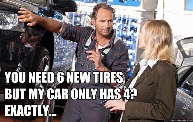 Who needs an expert? - Imgflip   Auto Work Meme