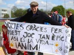 Pep Guardiola hatte ein sehr intensives Gespräch mit Rafinha.