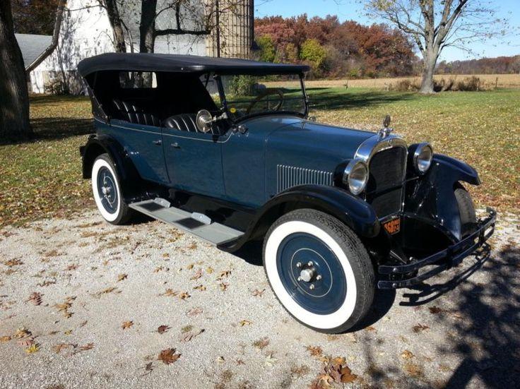 1918 Dodge Brothers Touring Car | Autos Antiguos > 1910 al ... |1929 Dodge Touring Car