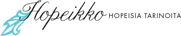 Työkokemus: Hopeikko -yrityksen graafisen ilmeen ja logon suunnittelu. Toteutimme myös yrityksen nettisivuston ja muuta grafiikkaa.
