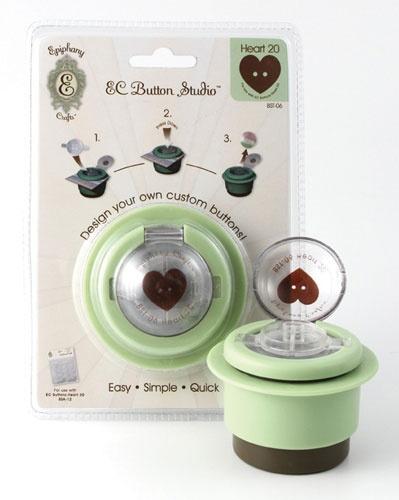 Button Studio Tool Heart