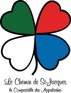 logo du Compostelle des Appalaches qui passe dans la municipalité de Kinnear's Mills