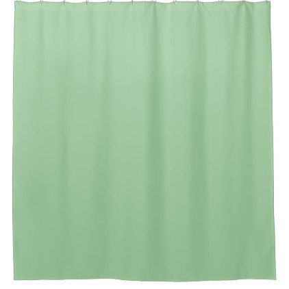 Moss Green Shower Curtain - shower gifts diy customize creative