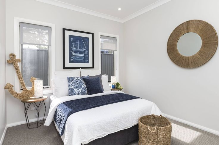 Ahoy, sailor! Loving the nautical inspired bedroom as much as we are? Shop the look onlin