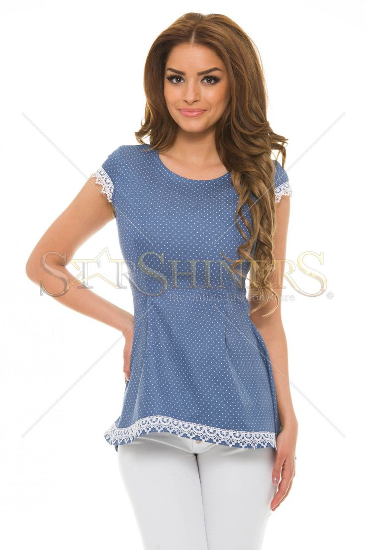 StarShinerS Specially Blue Blouse