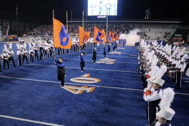 boise state football 2014 | Boise State Football: Can Broncos Return 10-Win Plateau in 2014?
