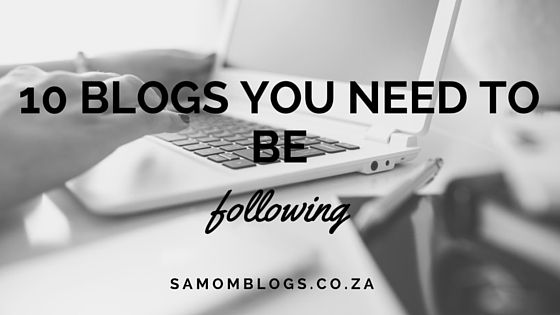 10 Blogs you need to be following|HarassedMom