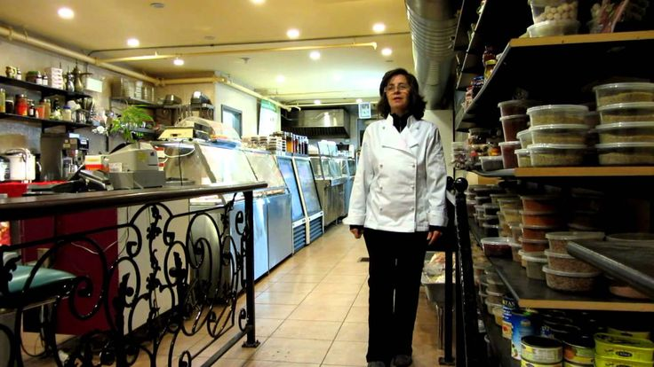Visit Akram's Shoppe in Kensington Market for the best in authentic Middle Eastern groceries, meals and sandwiches.