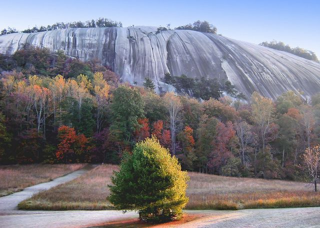 Elevation Of Stone Mountain Nc : Images about nc state parks natural treasures on