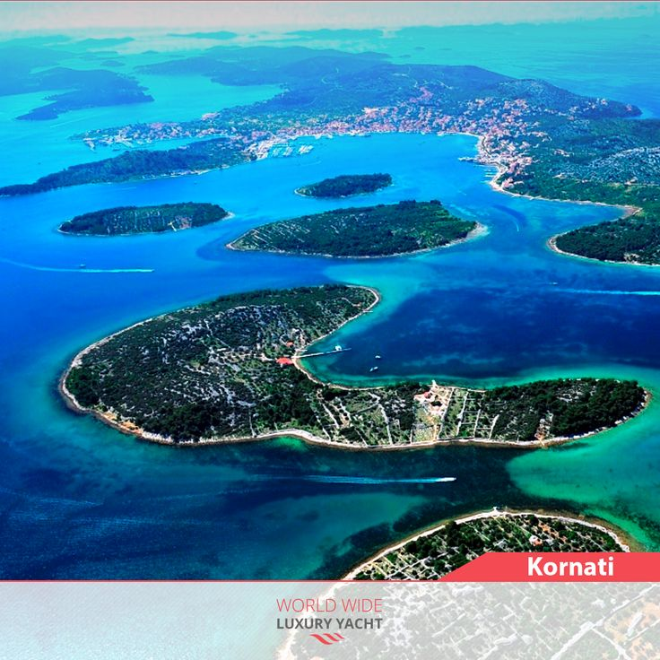 The archipelago covers an area of 300km2 with 148 islands, and it was declared a National Park in the 80's. This area is immensely popular because of its #natural #beauty and its numerous coves and crystal clear blue waters. It is a truly beautiful #charter destination to visit especially on a private #luxury #yacht whilst being spoilt with the service of an excellent crew.
