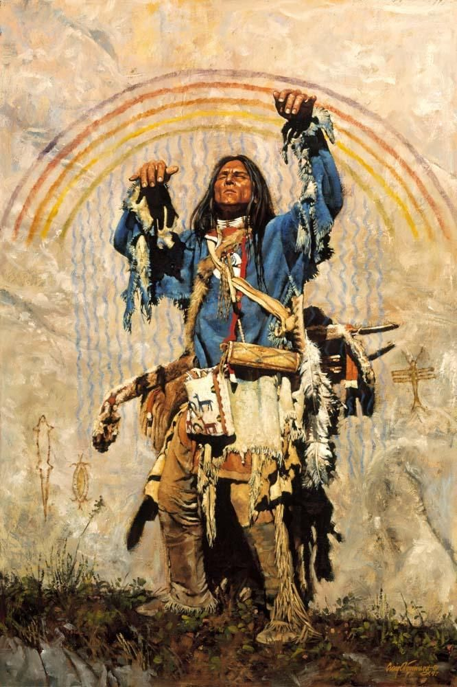 Craig Tennant Native American Prints